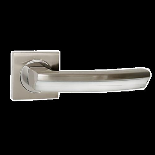 Ручки Siba Likiya A49-0-22-07 матовый никель/хром